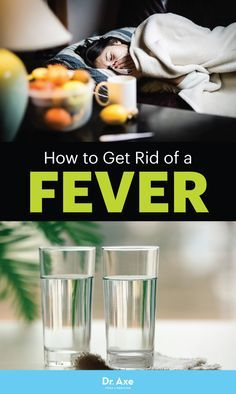 We've all been there — sick in bed, simultaneously feeling hot and cold with a high fever. All we want to do is feel better if only this darn fever would break.