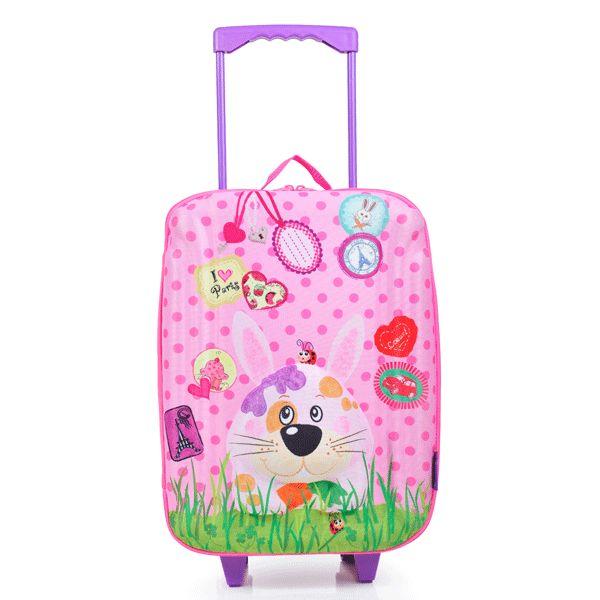 Rabbit Trolley Bag