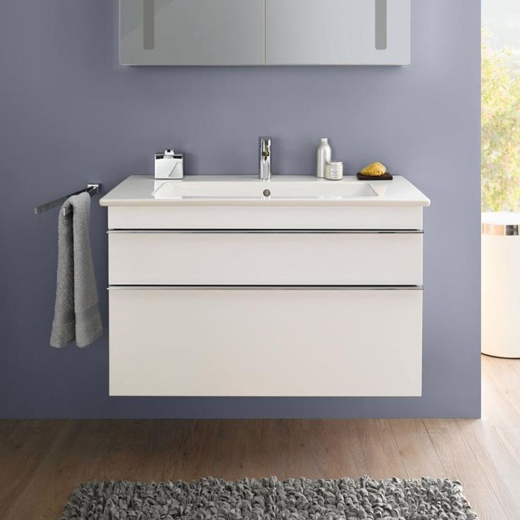 Beautiful Villeroy and Boch CENTRAL LINE Vanity Unit