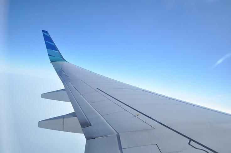 Boeing 737-900 ER. Garuda Indonesia (Agustus '12)