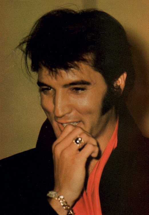 Elvis' mind was continuously on the go trying to decide which city to have a show at next