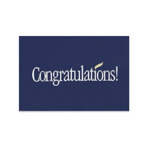 Congratulations Note Card | On The Ball Promotions