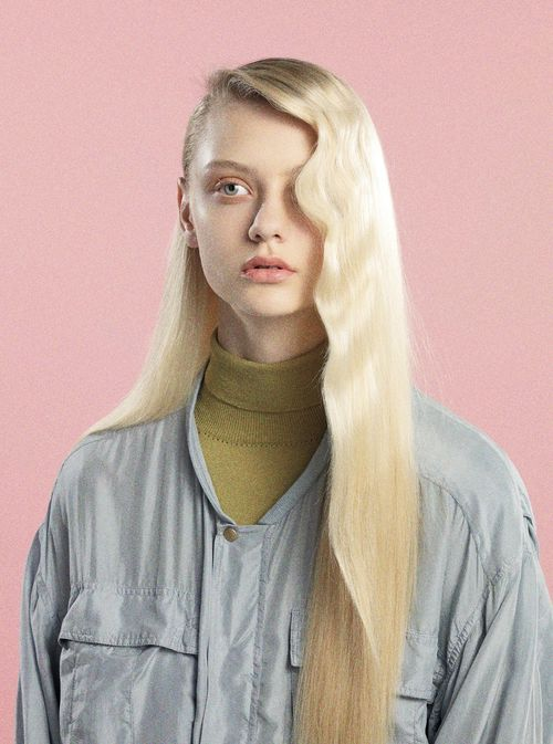 AnOther Magazine Autumn/Winter 12.13 | Portraits by Bloomers Schumm