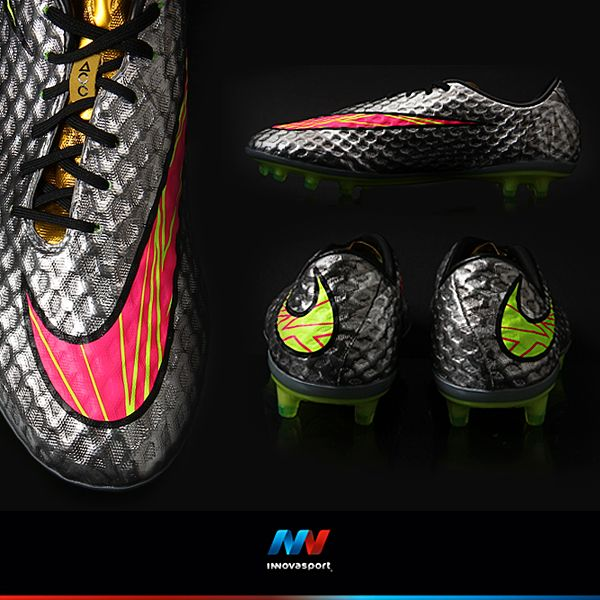 Diamante letal. #Hypervenom Liquid Diamond. #NeymarJr