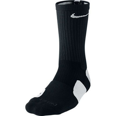 Nike Wrestling Socks - Nike Elite Cushioned Socks Zonal Cushioning brings maximum impact protection to each step in these crew cut Nike wrestling socks. Sock Features: - Dri-Fit Fabric that pulls away