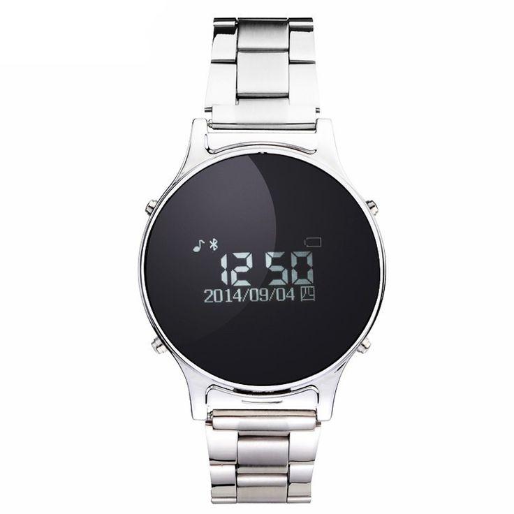 Bluetooth Smart Watch D5 K8 K18 LEM1 K9 X5 Leder Oder Stahl Band Luxus  Edelstahl Metall