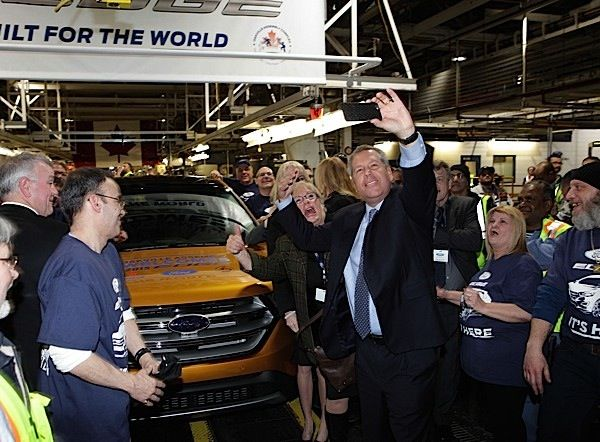 """The CEO of Ford Canada said that the signing of a free trade deal between Canada and the EU was an important factor in the company's decision to build the new Ford Edge in Oakville. Speaking to CBC news, Dianne Craig said that """"free trade agreements really matter."""" Other factors considered in making the decision …"""