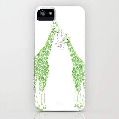 Tall Big Love iPhone & iPod Case by Sketchbook Designs - $35.00