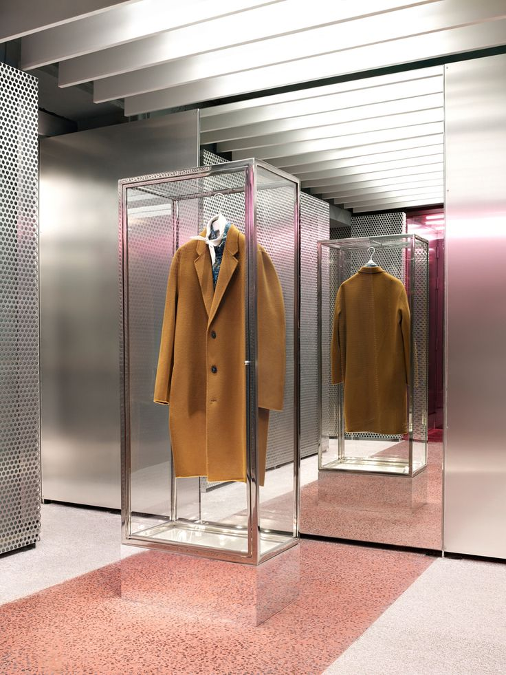 ACNE - Store Quai Voltaire Shop Ready to Wear, Accessories, Shoes and Denim for Men and Women
