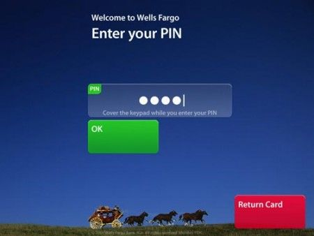 Wells Fargo's Exciting ATM Redesign