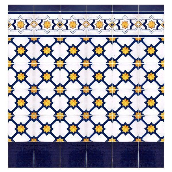 M s de 25 ideas incre bles sobre patrones de baldosas de - Empapelar sobre azulejos ...