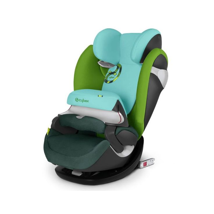 Cybex Pallas M-Fix Group 123 Car Seat-Hawaii (New)  Description: As a member of the award-winning Pallas family the Pallas M-fix grows with the child and therefore offers excellent safety for more than 11 years. In Group 1, the adjustable safety cushion, which works like an inflated airbag during a collision, protects against neck injuries...   http://simplybaby.org.uk/cybex-pallas-m-fix-group-123-car-seat-hawaii-new/