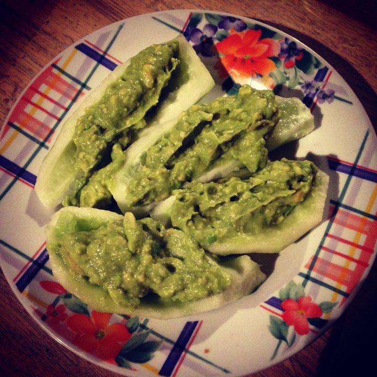 Cena verde, ligera y deliciosa