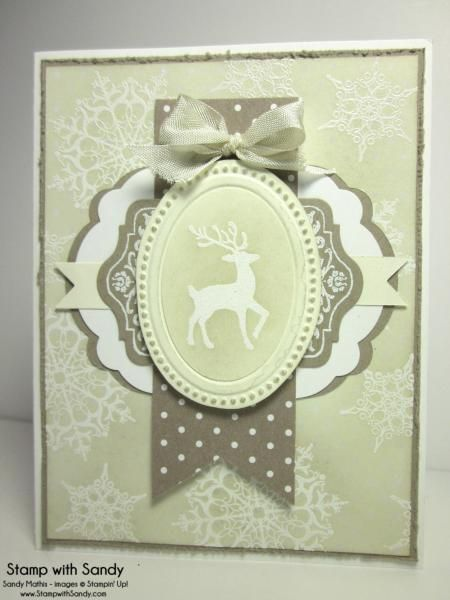 Vanilla Crumb Cake Christmas, MOJO321 & MM85 by stampwithsandy - Cards and Paper Crafts at Splitcoaststampers