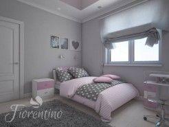 Zestaw Mebli Fiorentino 521 Pink - PROMOCJA
