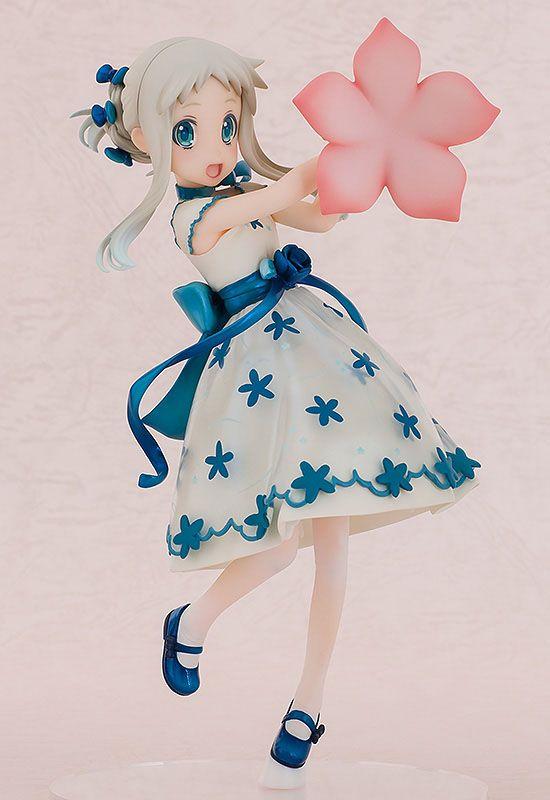AnoHana statuette 1/8 Dress-up Chibi Menma Aqua Marine