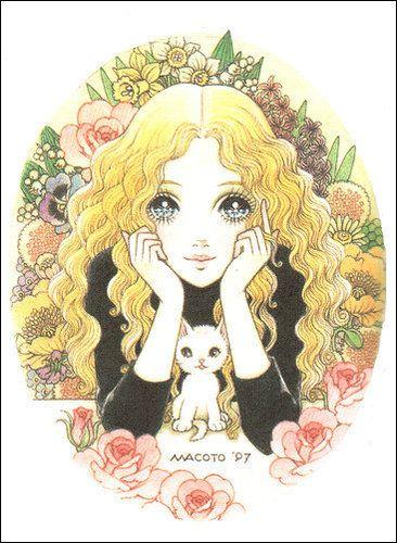 Art by manga artist Macoto Takahashi.