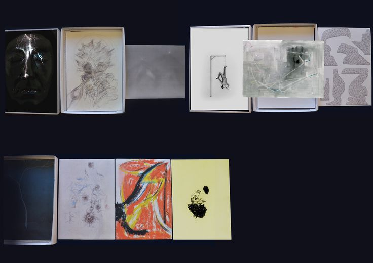 """""""Drawings from Lightning"""" is an artists book!"""