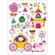 Παιδικά Αυτοκόλλητα A&G No 9297 - Παιδικά Αυτοκόλλητα - Αυτοκόλλητα Τοίχου - Ταπετσαρίες Τοίχου - WallpaperShop