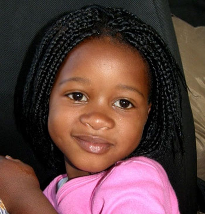 Cute Black Hairstyles For Kids ~ http://wowhairstyle.com/cute-black-hairstyles/