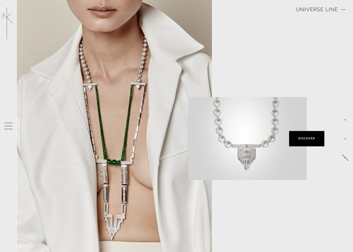 Nikos Koulis Jewels | CSS Website