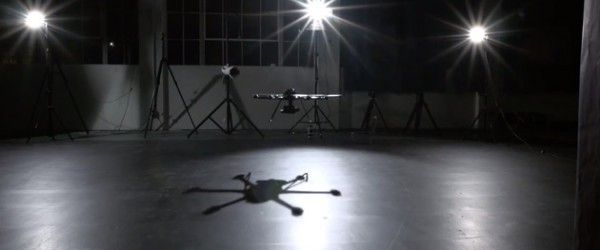VIDEO: Dansul dronelor