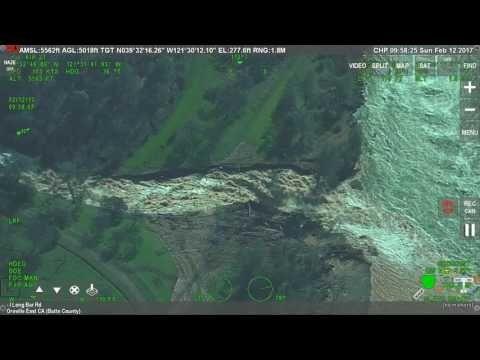 Il video della diga in California. Ecco cosa è successo. | L'Evidenziatore Del Web