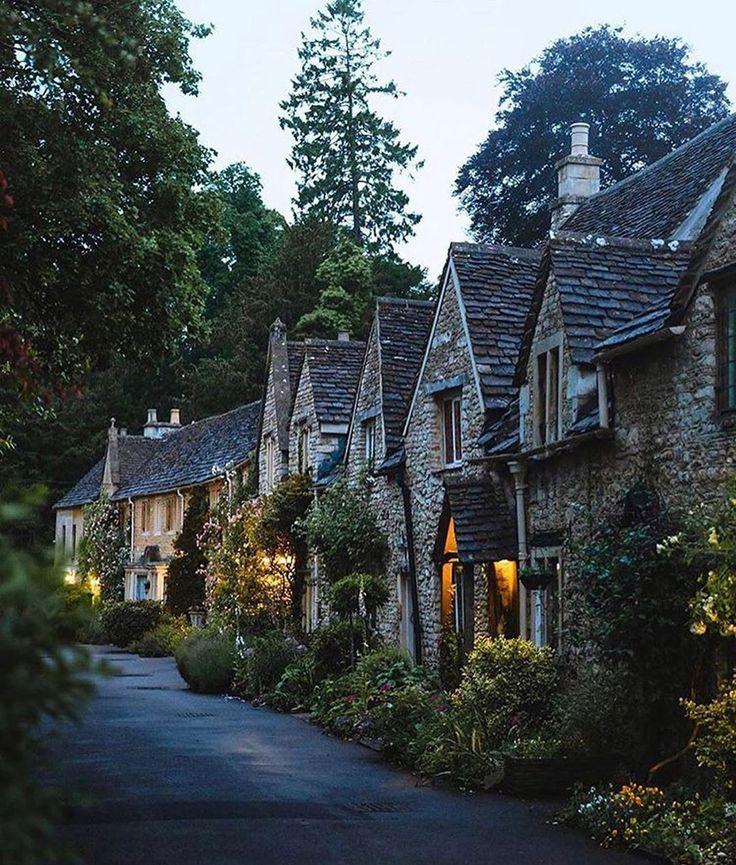 лишних фото красивых английских деревень ним приятно