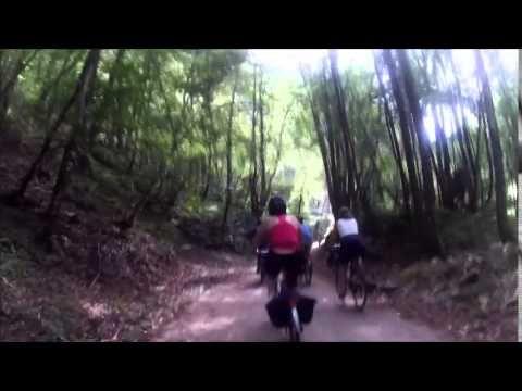 Ruta a la Senda del Oso (Asturias) 24-08-14