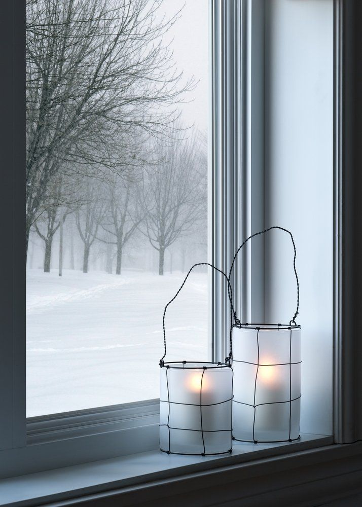 winter candles ↣✿