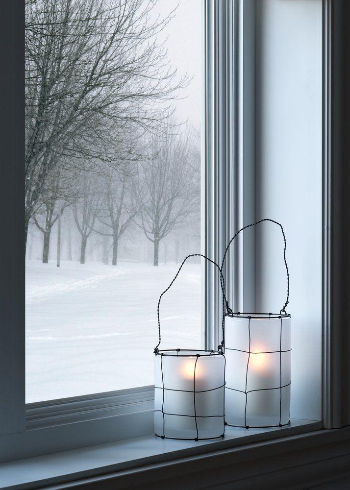 Žvakės interjere - mažos jaukios detalės