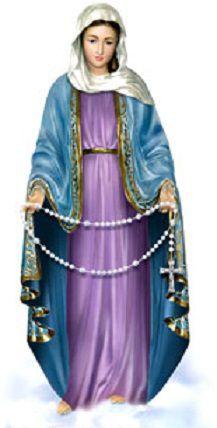 Nuestra Señora de las Lágrimas.
