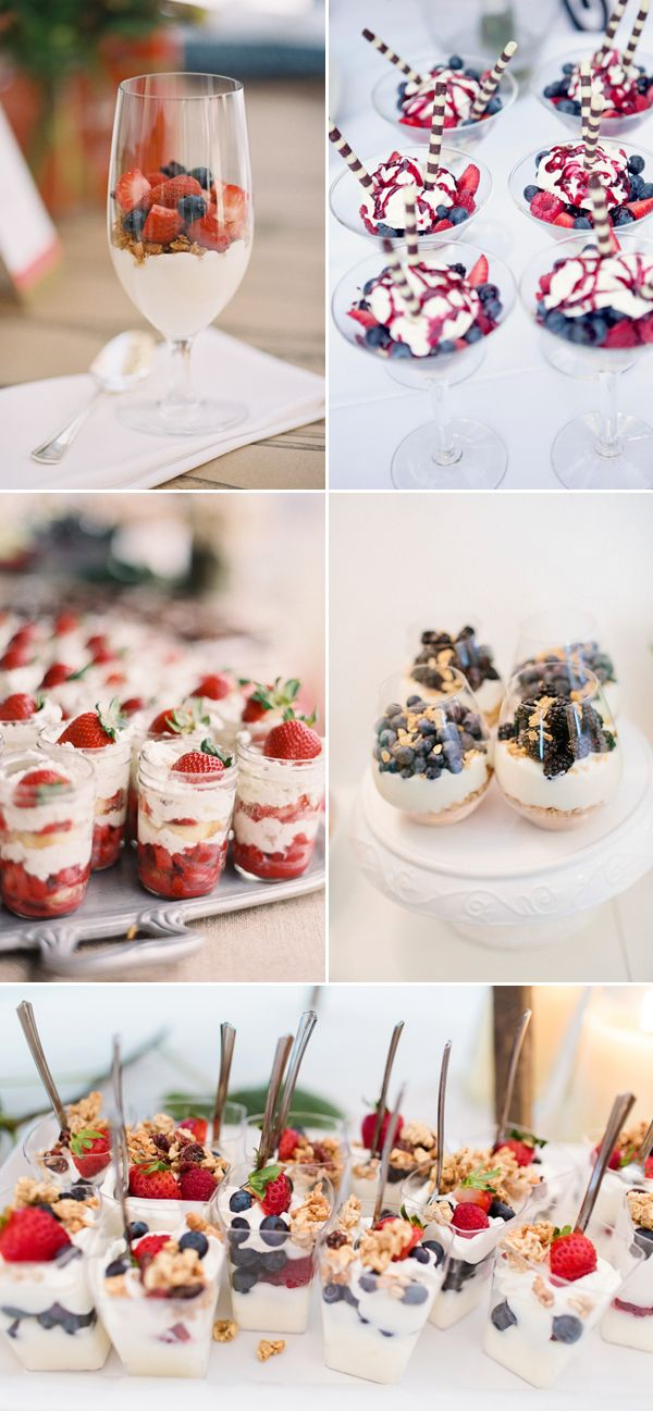 Let's be realistic! For many of your guests, one of the most memorable parts of the wedding is the food. This year's wedding food trend is all about getting creative and contemporizing the traditional dishes.  Couples are shying away from only serving traditional sit-down dishes, and starting to offer more creative canapes, mini comfort food, …