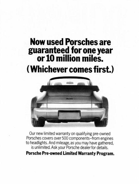 Best Porsche advertisings