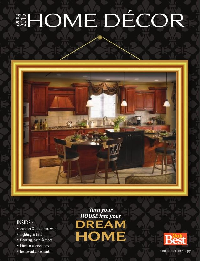 Do It Best Home Decor Catalog With Images Home Decor Catalogs