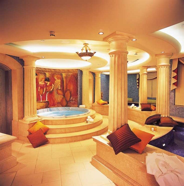 Willow stream the spa at the fairmont dubai spas spas for House boutique hotel dubai