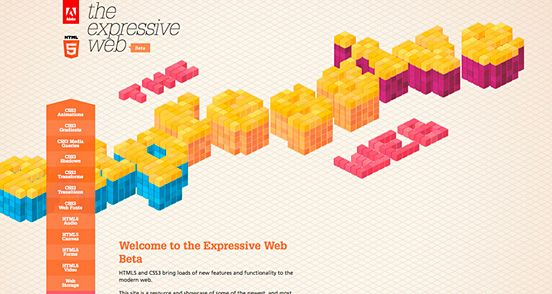 http://beta.theexpressiveweb.com/