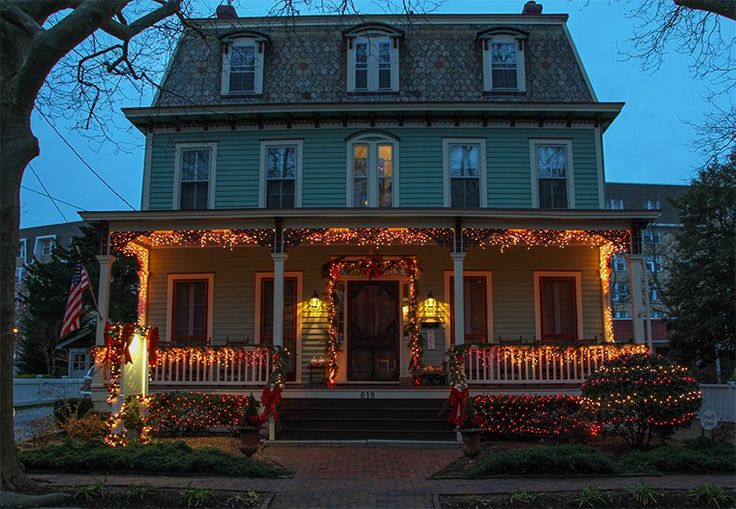 Cape May's 2016 Holiday Lights