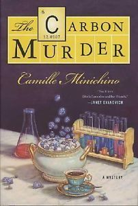 The Carbon Murder A Periodic Table Mystery Gloria Lamerino Mysteries 0312319584 | eBay
