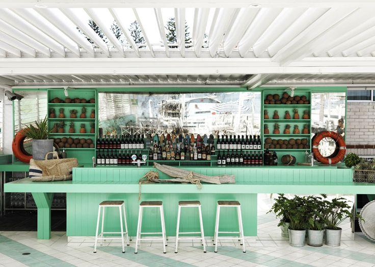 Watsons Bay Boutique Hotel   Beach Club Style   © Chris Court   Est Magazine
