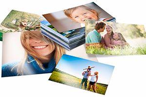 Folios de papel fotográfico de 230 y 270 gramos por metro cuadrado con acabado brillo
