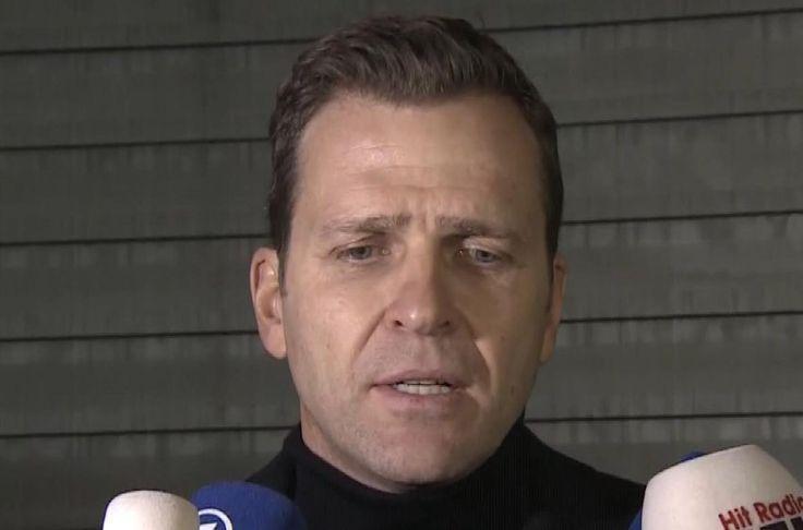 """""""Die Spieler waren sehr ängstlich"""": Oliver Bierhoff über die Nacht im Stadion - SPIEGEL ONLINE - Video"""
