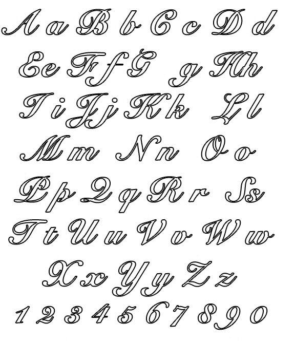 Gruppe Vorlagen Rubrik Buchstaben Zurueck Gezeigtes Bild Buchstaben
