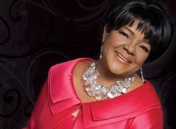 Shirley Caesar (born October 13, 1938 in Durham, North Carolina), an American Gospel music singer, is a multi-award winner with 11 Grammy awards and 7 Dove awards to her credit. A graduate of Shaw University with a degree in Business Administration, Pastor Shirley also received an honorary doctorate from Shaw University and another one from Southeastern University. Pastor Shirley has recorded over forty albums since the 1960s exploring her gift and spreading messages of faith.