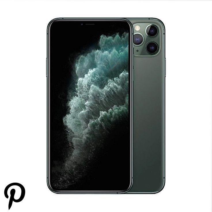 Apple Iphone 11 Pro Max 256gb Midnight Green Black Green Apple Iphone 11 Pro Max 256gb Midn Black Friday Stores Iphone Black Friday Gift