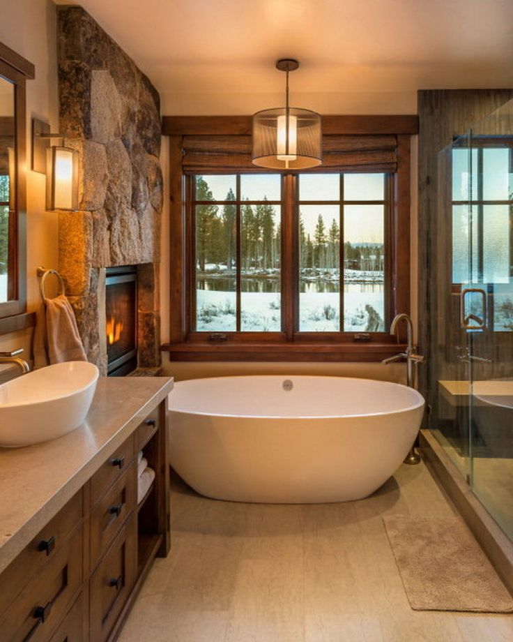 #Architect Dream #Cabin - #LakeTahoe #California By Mark Tanner #Construction