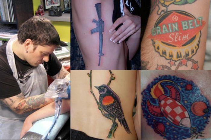 Beau tatouage homme tatouage maori avant bras tatouage bracelet avant bras tatoueur