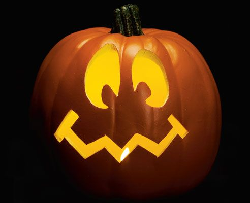 Cute And Simple Pumpkin Carving Pinterest