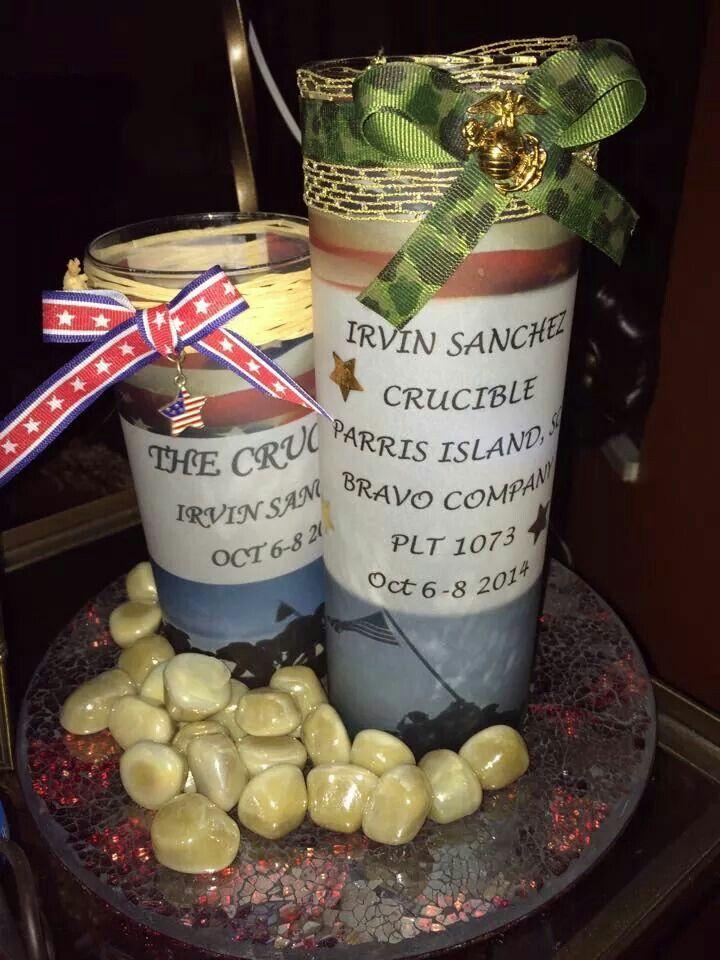 Crucible Candle | Marines | Pinterest | Military ...