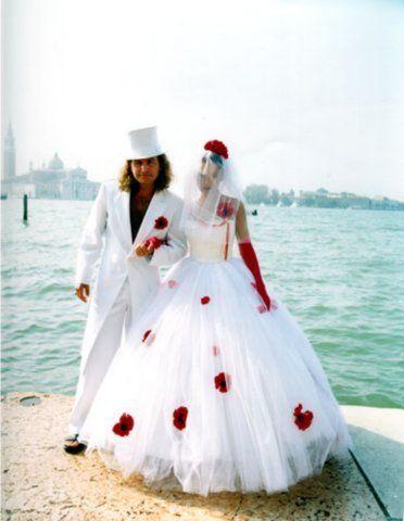 Юлия Савичева показала фотографии с медового месяца в Венеции
